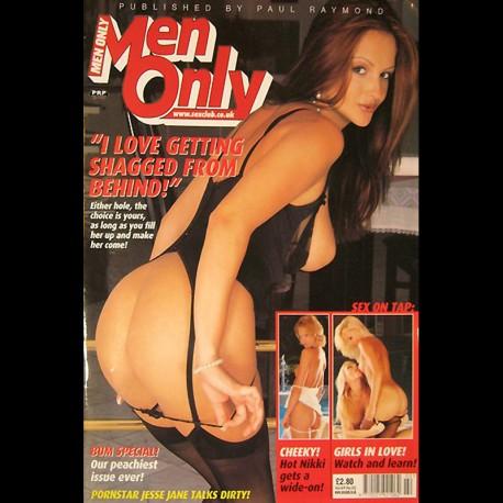 Men Only Magazine